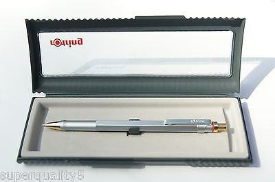 rotring 600 newton mechanical pencil 0.7 silver gold  Germany rare