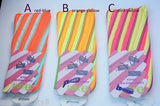 ZIPIT  PENS PENCILS CASE POUCH  ZIPPER STYLE 1 of 3 colors