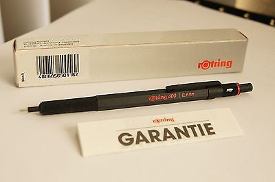 rotring 600 0.9 mm Drafting Mechanical Pencil Made In Germany NEW IN BOX