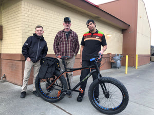 Alaska Bicycle Center November Recap - New Products