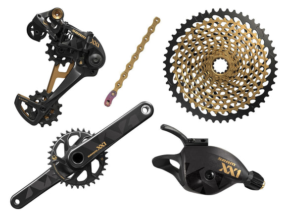 Bicycle Groupset (Kit in a Box)