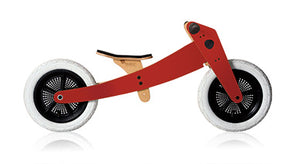 Wishbone Design Balance Bike 2in1