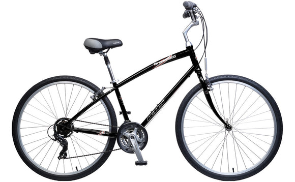 KHS Brentwood Comfort Hybrid Bicycle