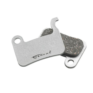 Serfas DBPS1 MTB Disc Brake Pads Semi-Metallic Shimano Compatible