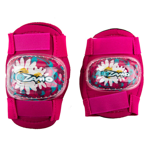 Kidzamo Elbow/Knee Pad Set