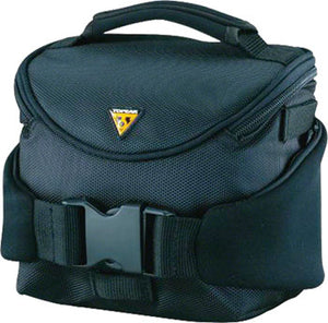 Topeak Compact Handlebar Bag/Fanny Pack with Fixer 8