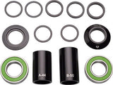 Eclat Mid Bottom Bracket Kit 22mm Black