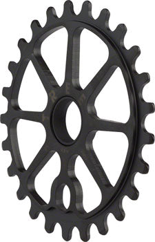 Tree 4130 Spline Drive V2 Sprocket 25T Black