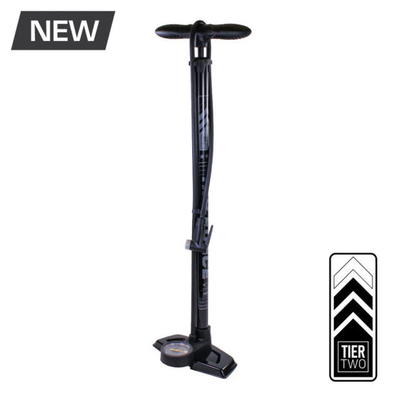 Serfas Tier 2 Air Force Floor Pump