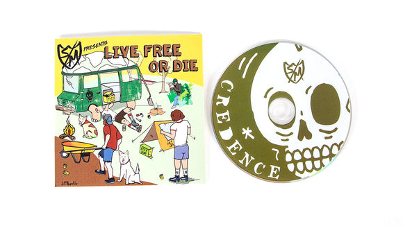 S&M Credence Live Free or Die DVD