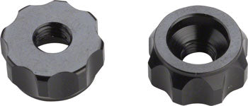 Problem Solvers Super P-Nut Oversized Presta Valve Nut Pair