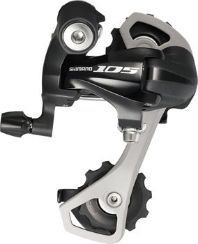 Shimano 105 RD-5701-GS 10-Speed Medium Cage Black Rear Derailleur