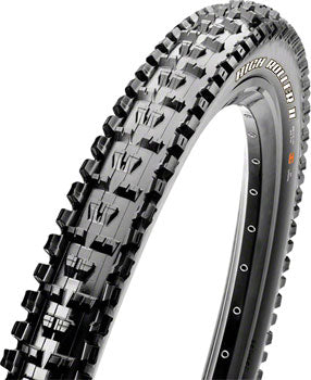 "Maxxis High Roller II Tire: 29 x 2.30"", Folding, 60tpi, Dual Compound, EXO, Tubeless Ready"