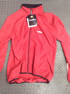 Raceface Windbreaker Men's Red Jacket