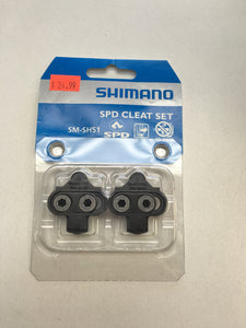 Shimano SH51 SPD Cleats7