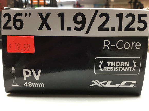 Thorn Resistant  XLC 26x1.90/2.125 PV 48mm Tube