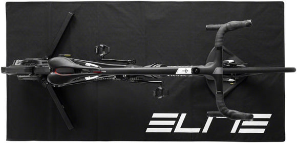 Elite Folding Trainer Mat - Black