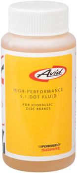 SRAM 5.1 DOT Hydraulic Brake Fluid 4oz