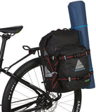 Axiom Monsoon Oceanweave P23+ Urban Pannier - Black