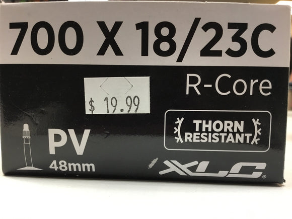 Thorn Resistant  XLC 700x18/23c 48mm PV Tube