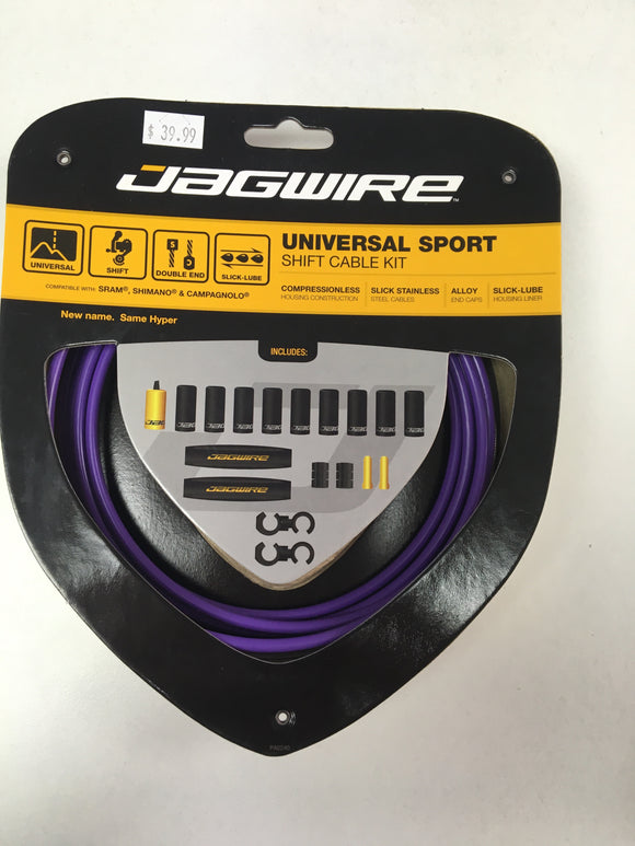 Jagwire Universal Sport Shift Cable Kit