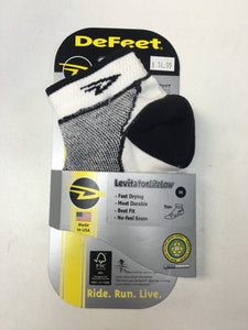 DeFeet Levitator Lite Lo Socks