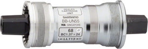 Shimano BB-UN55 Square Spindle Bottom Bracket