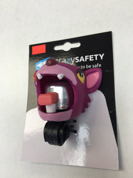 Crazy Safety Animal Bell