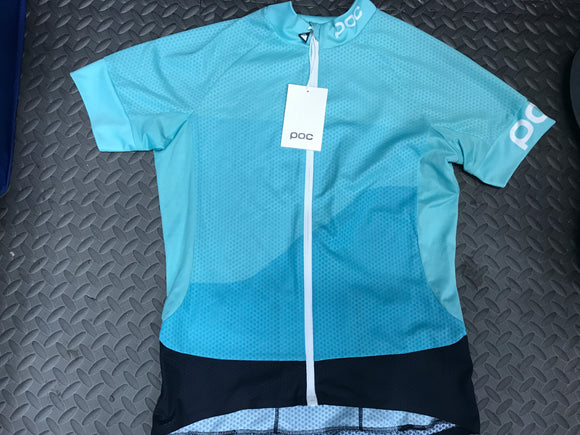 POC Octiron Multi Blue Women's Cycling Jersey