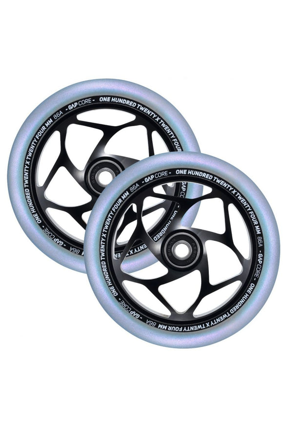Envy 120mm Gap Core Scooter Wheels