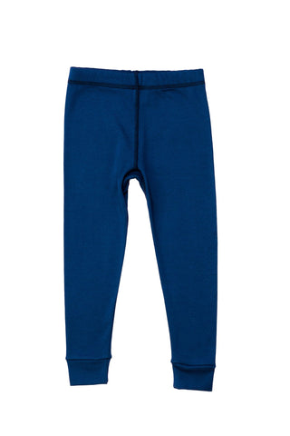 Solid Heather Blue PJ Pants