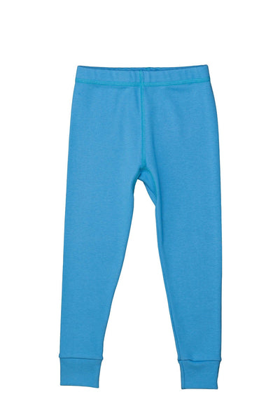 Solid Regatta Blue PJ Pants - Meru