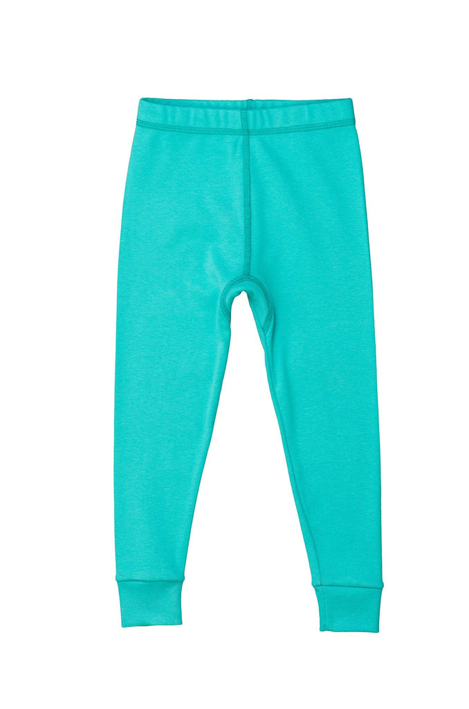 Solid Green Mint PJ Pants - Meru