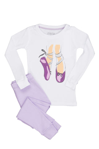 Ballerina Sneakers PJ Set