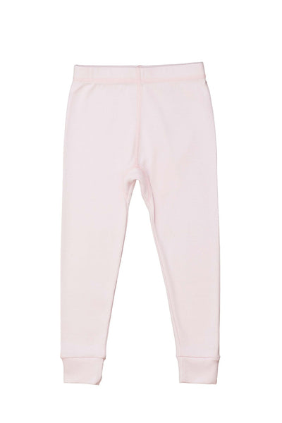 Solid Soft Pink PJ Pants - Meru