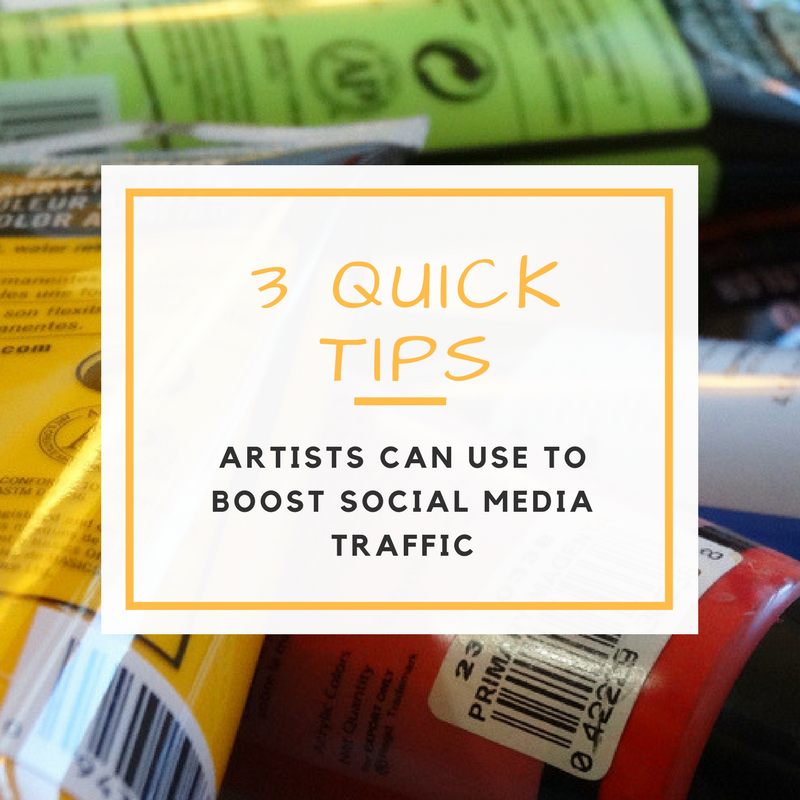 Three Quick Tips for Boosting Your Social Media Traffic
