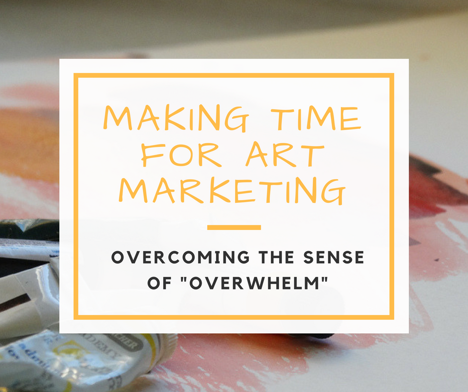 No More Overwhelm: Get More Marketing Done in Less Time