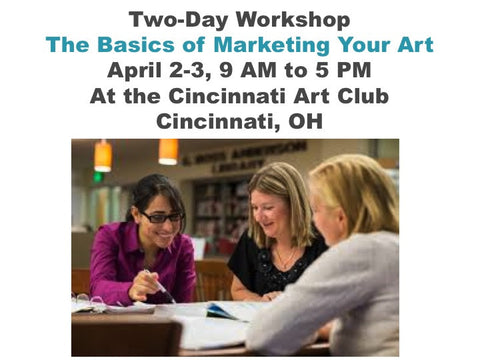 Cincinnati Art Club Workshop