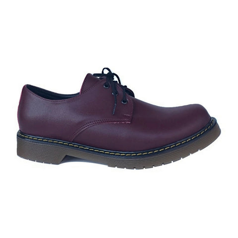 Zapatos Blucher Vino