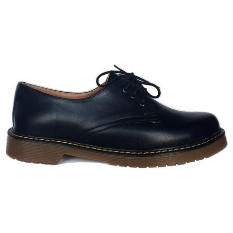 Zapatos Blucher Negro