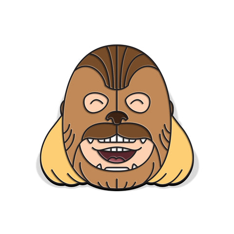 Lady Chewbacca