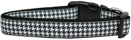 Houndstooth Nylon Collar