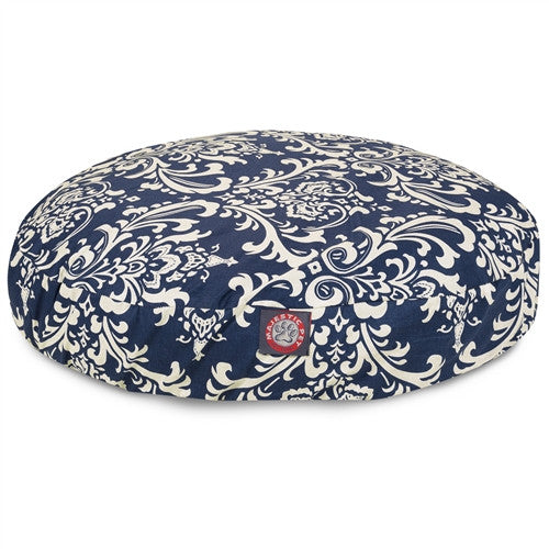 French Quarter Round Dog Bed