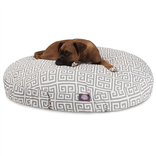 Towers Round Dog Bed