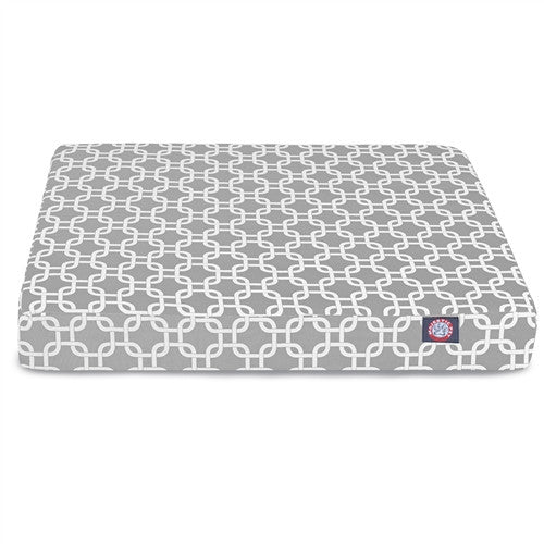 Links Memory Foam BedGrey