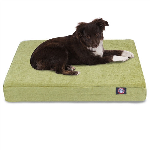 Villa Memory Foam Bed Apple
