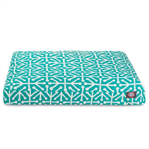 Aruba Memory Foam Bed Pacific