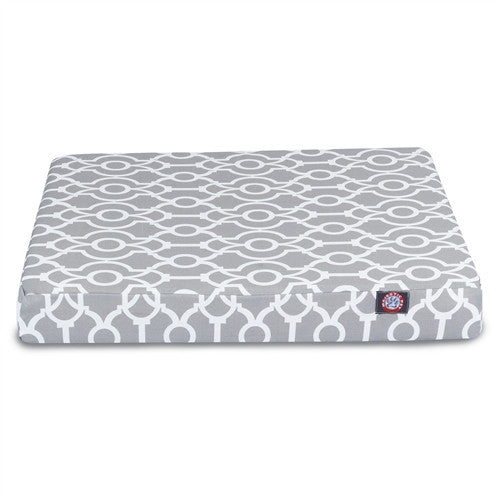 Athens Memory Foam Bed Gray