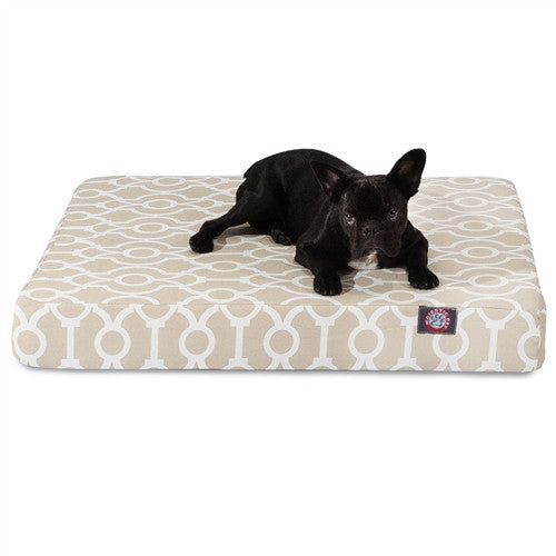 Athens Memory Foam Bed Sand