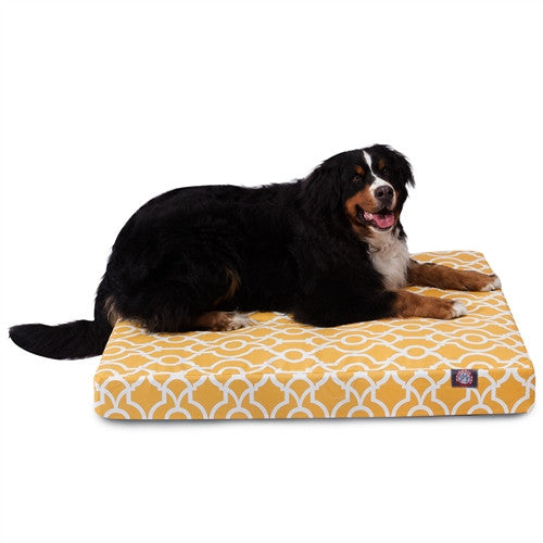 Athens Memory Foam Bed Citrus
